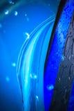 abstrakcjonistyczna żebra chodzenia woda Zdjęcie Stock