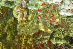 abstrakcjonistyczna fotografia Zdjęcie Stock