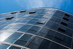 Abstrakcjonistyczna geomerty architektura Obrazy Royalty Free