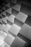 abstrakcjonistyczna geometria Fotografia Royalty Free