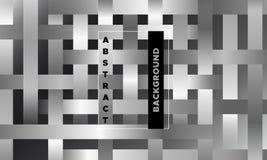 Abstrakcjonistyczna Geometryczna pokrywa ilustracji