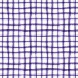 Abstrakcjonistyczna geometryczna prążkowana tekstura Fotografia Stock