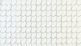 Abstrakcjonistyczna geometryczna tekstura przypadkowo wyrzuceni sześciany Zdjęcia Stock