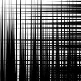 Abstrakcjonistyczna geometryczna tekstura, wzór z dynamicznymi przypadkowymi liniami A ilustracja wektor