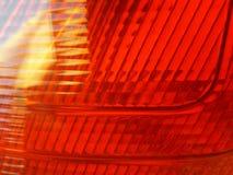 Abstrakcjonistyczna gra czerwony kolor Fotografia Stock