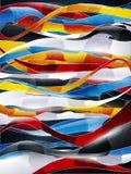 abstrakcjonistyczna grafika Zdjęcie Royalty Free