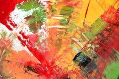 Abstrakcjonistyczna grafika Fotografia Stock
