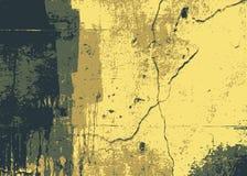 Abstrakcjonistyczna grunge wektoru tekstura ilustracja wektor