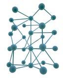 abstrakcjonistyczna hierarchia Zdjęcie Stock