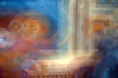 abstrakcjonistyczna ikona Zdjęcia Royalty Free