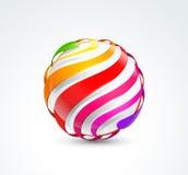 abstrakcjonistyczna ikona Zdjęcie Royalty Free