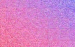 Abstrakcjonistyczna ilustracja purpurowego impresjonizmu Impastowy tło, cyfrowo wytwarzająca obraz royalty free