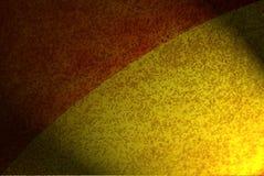 Jaskrawy złoty i pomarańczowy tło Zdjęcia Royalty Free