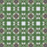 Abstrakcjonistyczna kalejdoskopowa tekstura Zdjęcie Royalty Free