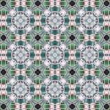 Abstrakcjonistyczna kalejdoskopowa tekstura Obraz Stock