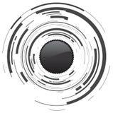 abstrakcjonistyczna kamera Obraz Stock