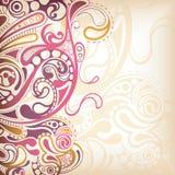 abstrakcjonistyczna kipiel Fotografia Stock