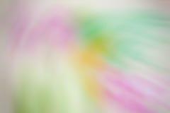 Abstrakcjonistyczna kolorowa akwarela z delikatną plamą dla tła Obrazy Stock
