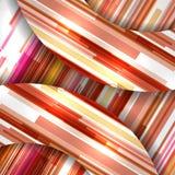 abstrakcjonistyczna kolorowa ilustracja Obrazy Royalty Free