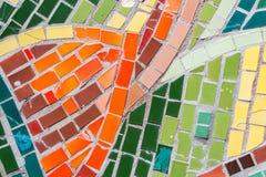 Abstrakcjonistyczna kolorowa mozaiki tekstura jako tło Zdjęcie Royalty Free