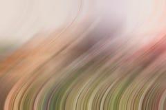 Abstrakcjonistyczna kolorowa plama paskuje tło Obraz Stock