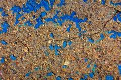 abstrakcjonistyczna krupiasta tekstura Zdjęcia Royalty Free