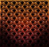 abstrakcjonistyczna kwiecista tapeta Zdjęcie Stock
