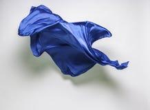 Abstrakcjonistyczna latająca tkanina Obraz Royalty Free