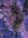 Abstrakcjonistyczna Luksusowa Wibrująca Fiołkowa tekstura, tło zdjęcia royalty free