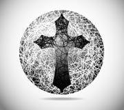 abstrakcjonistyczna magiczna sfera Obraz Royalty Free