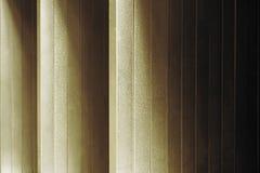 Abstrakcjonistyczna metal linia Zdjęcie Stock