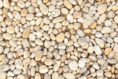 Abstrakcjonistyczna morze kamienia tekstura Denni otoczaki Zdjęcie Stock