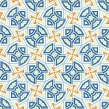 abstrakcjonistyczna mozaika Zdjęcia Stock
