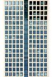 Abstrakcjonistyczna nadokienna fasada zdjęcia royalty free
