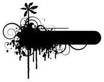 abstrakcjonistyczna palma Zdjęcia Stock