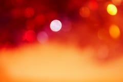 Abstrakcjonistyczna plama zaświeca tło Obrazy Stock