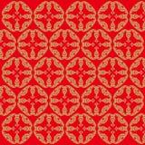 abstrakcjonistyczna pocztówka Zdjęcia Stock