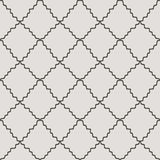 Abstrakcjonistyczna przekątna Wyginająca się Pasiastej siatki Bezszwowa tekstura Obraz Stock