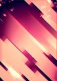 abstrakcjonistyczna przestrzeń Zdjęcie Stock