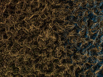 Abstrakcjonistyczna przypadkowa organicznie tło tapeta 3d Zdjęcia Stock