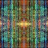 Abstrakcjonistyczna pstrobarwna powierzchnia Fotografia Royalty Free