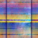 Abstrakcjonistyczna pstrobarwna powierzchnia Zdjęcia Stock