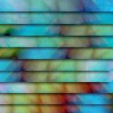 Abstrakcjonistyczna pstrobarwna powierzchnia Zdjęcia Royalty Free