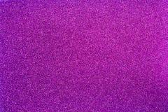 Abstrakcjonistyczna purpura iskrzy tło Obraz Stock