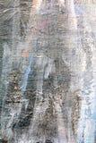 Abstrakcjonistyczna ręka malująca grunge powierzchnia z popielatymi kolorami Fotografia Stock