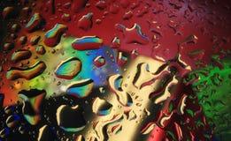 abstrakcjonistyczna rosa Fotografia Royalty Free