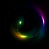 abstrakcjonistyczna sfera Zdjęcie Royalty Free