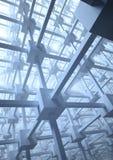 abstrakcjonistyczna sieć Zdjęcia Stock