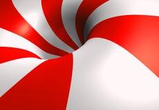 abstrakcjonistyczna spirala Zdjęcia Royalty Free