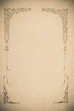 Abstrakcjonistyczna stara tajlandzka papierowa tekstura Zdjęcie Stock